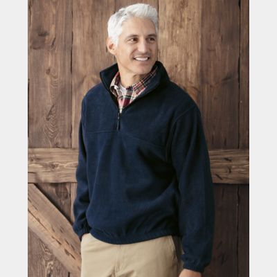 Quarter-Zip Fleece Pullover Thumbnail