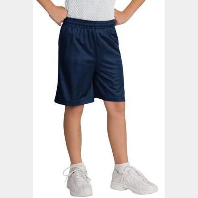 Youth PosiCharge ® Classic Mesh Short Thumbnail