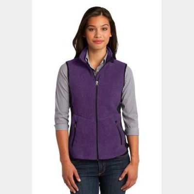 Ladies R Tek ® Pro Fleece Full Zip Vest Thumbnail