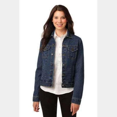 Ladies Denim Jacket Thumbnail