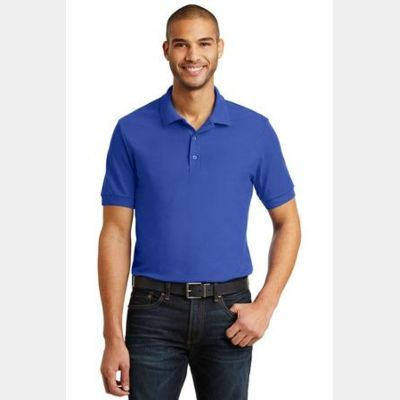 6.6 Ounce 100% Double Pique Cotton Sport Shirt Thumbnail
