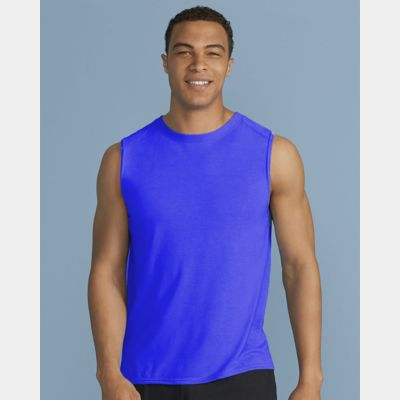 Performance Sleeveless T-Shirt Thumbnail