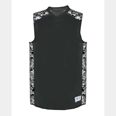 Digital Camo B-Attack Youth Tank Thumbnail