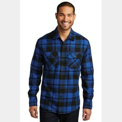 Plaid Flannel Shirt Thumbnail