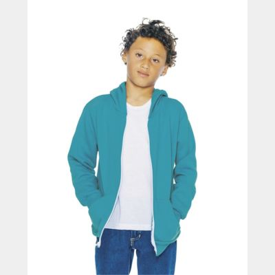 Youth Flex Fleece Zip Hooded Sweatshirt Thumbnail
