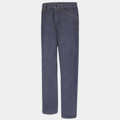 Women's Excel FR™ Pre-Washed Denim Jean Thumbnail