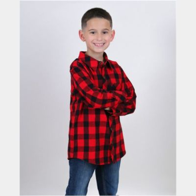 Youth Flannel Shirt Thumbnail