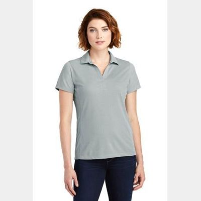 ® Ladies Poly Oxford Pique Polo Thumbnail