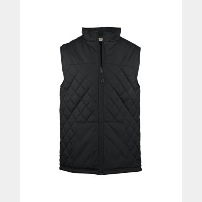 Women's Quilted Vest Thumbnail