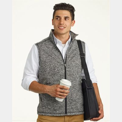 Cosmic Fleece Vest Thumbnail